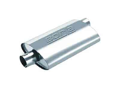 Borla 40651 - Borla Turbo Series Mufflers
