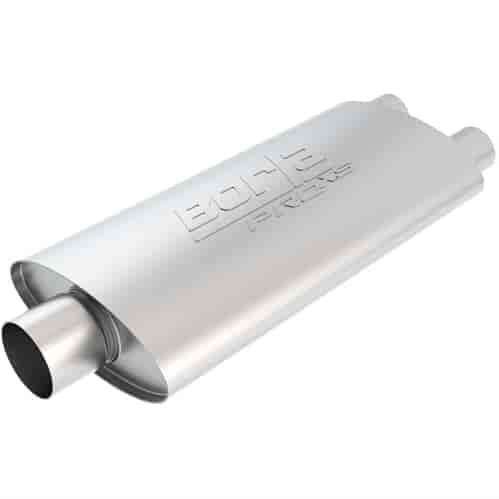 Borla 40670 - Borla Turbo Series Mufflers
