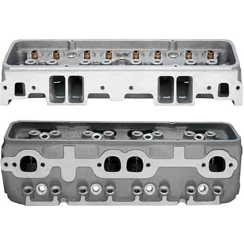 Brodix IK 23 SBC Cylinder Heads The Best Budget Head On The