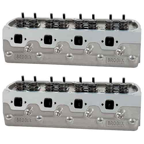 Brodix BP ST 5 0 R Series Cylinder Head CNC Ported