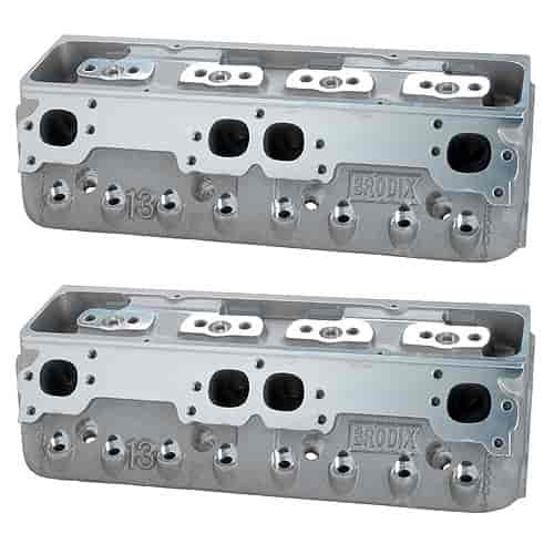 Brodix 1230000: -13 Series Cylinder Heads As-Cast Intake
