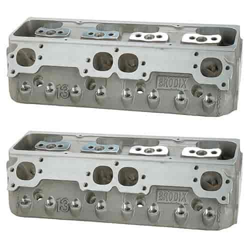 Brodix 1238000: BP -13 Series Cylinder Heads 283cc Intake