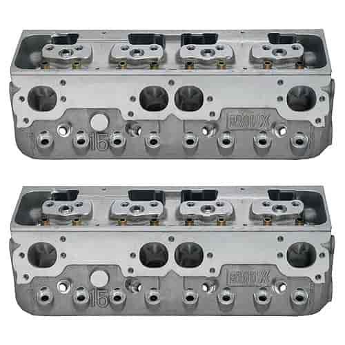 Brodix 1258001: -15 Series Cylinder Heads Standard Exhaust