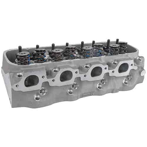 Brodix 2028101 - Brodix Big Block Chevy BB-3 Xtra, BP BB-3 Xtra Aluminum Heads