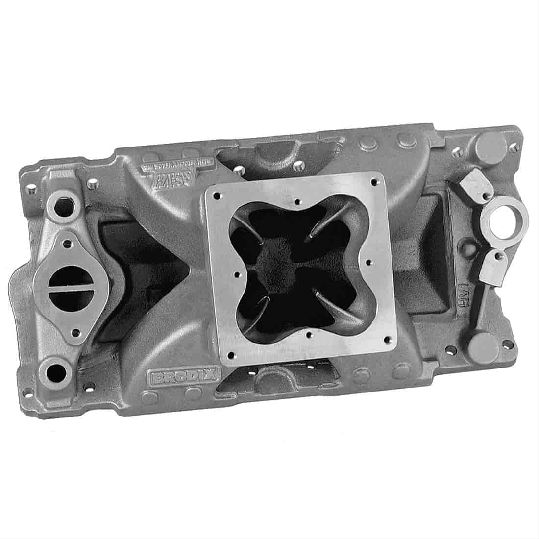 Brodix HV1002: HV 1002 Series Intake Manifold SBC