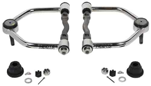 Heidts CA-101-SS - Heidts Tubular Stainless Steel Upper and Lower Control Arms