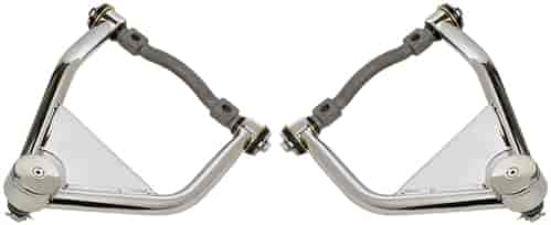 Heidts CA-201-SS - Heidts Tubular Stainless Steel Upper and Lower Control Arms