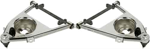 Heidts CA-203-SS - Heidts Tubular Stainless Steel Upper and Lower Control Arms