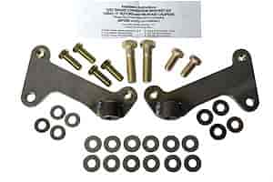 Heidts DF-102 - Heidts Mustang II Disc Brake Conversion Kits
