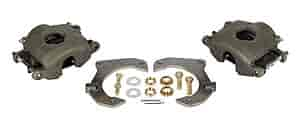 Heidts DF-201-5.5 - Heidts Mustang II Disc Brake Conversion Kits