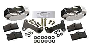 Heidts DF-202 - Heidts Mustang II Disc Brake Conversion Kits