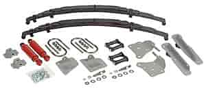Heidts RA-205 - Heidts Parallel Rear Leaf Kits