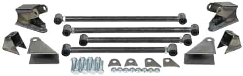 Heidts RB-201 - Heidts Street Rod Triangulated 4-Link Kits