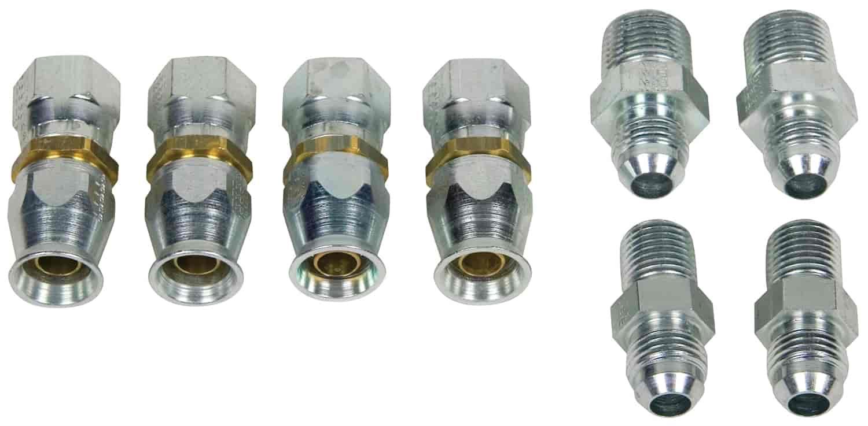 Hook up valve