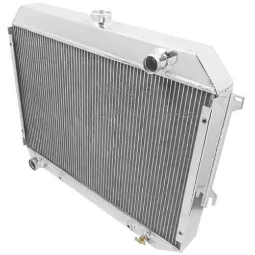 Champion Cooling Systems All Aluminum Radiator 1968-74 Mopar B & E-Body  (26