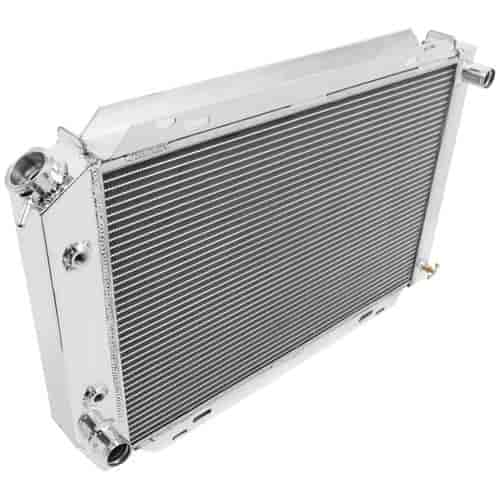 Champion Cooling Systems All-Aluminum Radiator 1979-1993 Ford Mustang