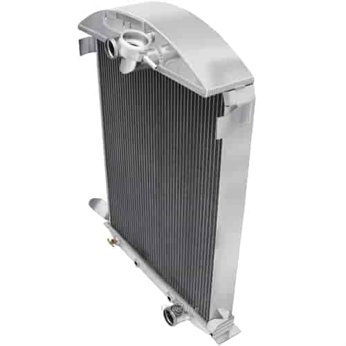 Row Kool Champion Radiator for 1942-1952 Ford Truck Chevy Conversion