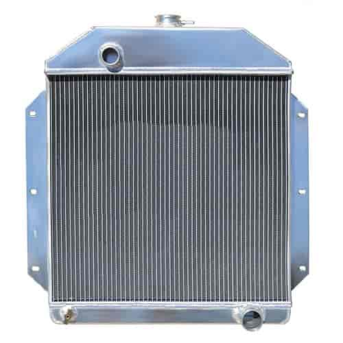 Champion Cooling Systems All-Aluminum Radiator 1949-1953 Ford Car