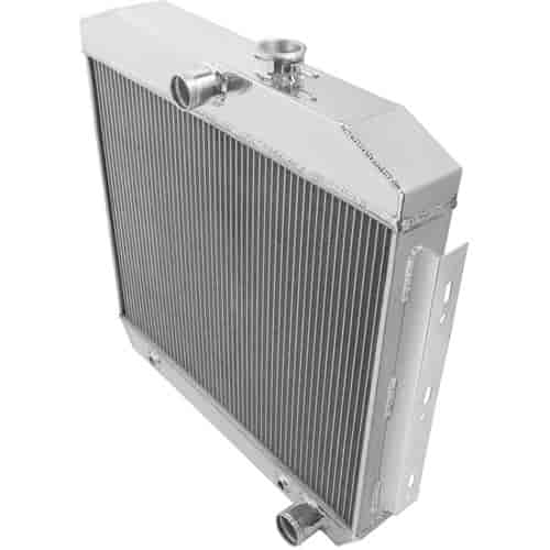 Champion Cooling Systems All-Aluminum Radiator 1955-1957 Chevrolet