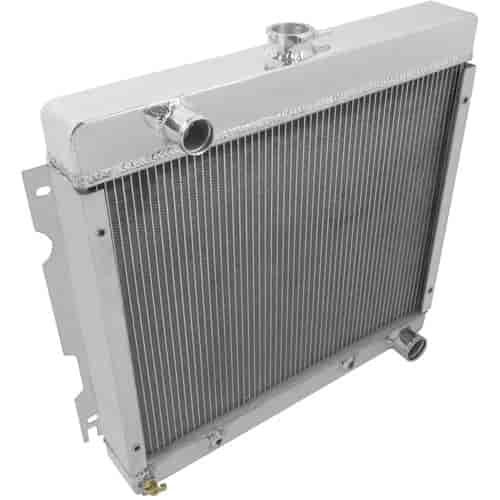 Champion Cooling Systems All-Aluminum Radiator 1970-1972 Plymouth Duster &  Dodge Dart
