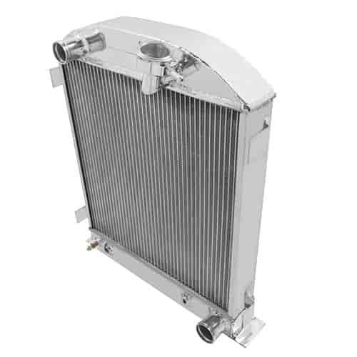 Champion Cooling Systems 3 Row Aluminum Radiators Jegs