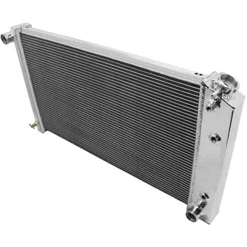 "Champion Cooling Systems All-Aluminum Radiator 1968-1991 GM (28"" Core)"