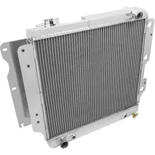 Champion Cooling Systems All-Aluminum Radiator for 1987-2006 Jeep Wrangler