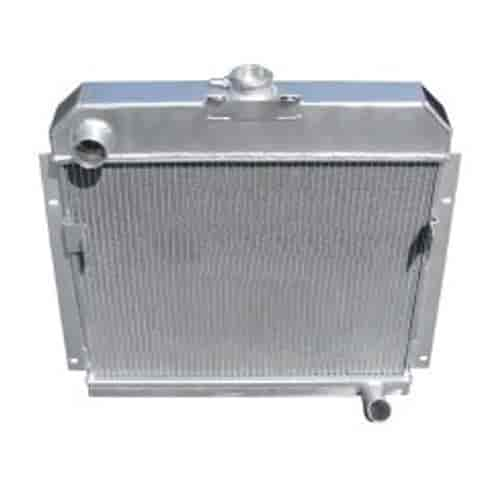 Champion Cooling Systems All-Aluminum Radiator 1953-1954 Dodge