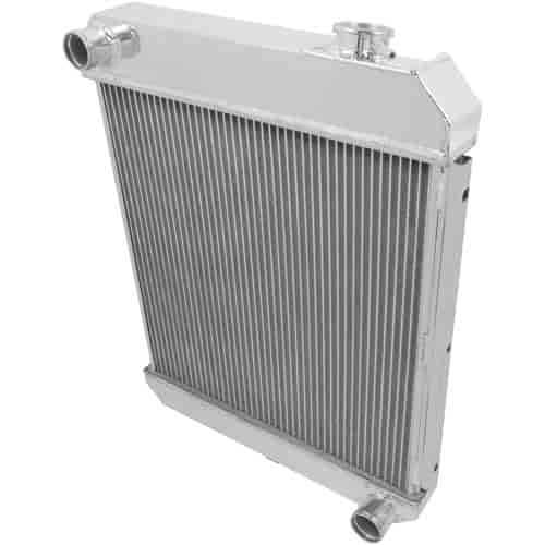 Champion Cooling Systems Ec6066 All Aluminum Radiator 1960 1966