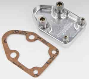 CSR 660C - CSR Billet Fuel Pump Block-Off Plates