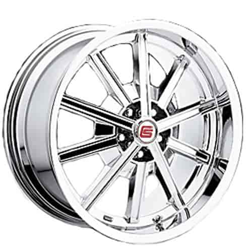 Carroll Shelby Wheels Cs67885442c Chrome Cs67 Wheel Size 18 X 8 5