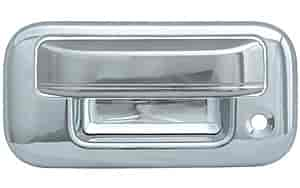 CCI CCITGH65204 - CCI Chrome Tailgate Handle Covers