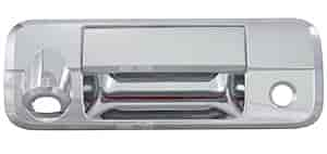 CCI CCITGH65510 - CCI Chrome Tailgate Handle Covers
