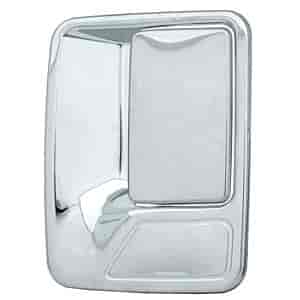 CCI CCIDH68116B - CCI Chrome Door Handle Covers