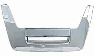 CCI CCITGH65216 - CCI Chrome Tailgate Handle Covers