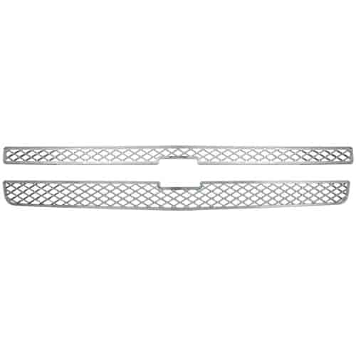 CCI IWCGI/40 - CCI Chrome Overlay Grilles For Truck, SUV, Jeep