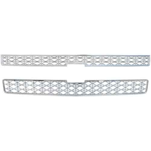 CCI IWCGI/46 - CCI Chrome Overlay Grilles For Truck, SUV, Jeep