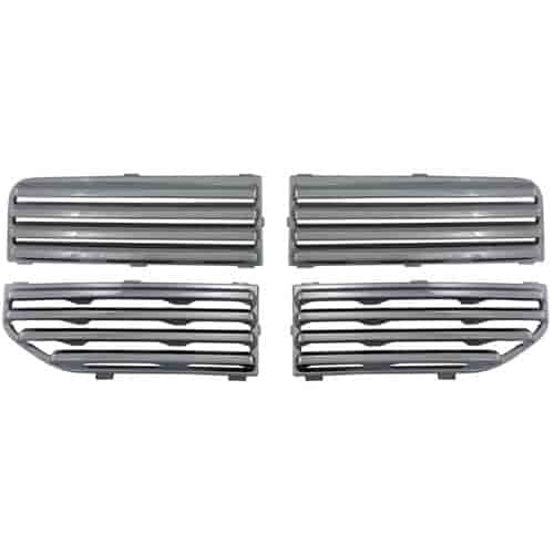 CCI IWCGI/50 - CCI Chrome Overlay Grilles For Truck, SUV, Jeep