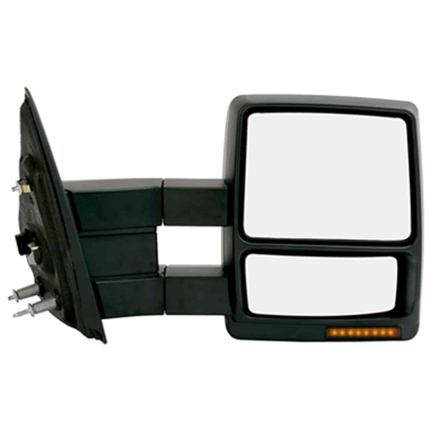 K Source Oem Style Replacement Mirror Fits 2009 To 2012 Ford F150