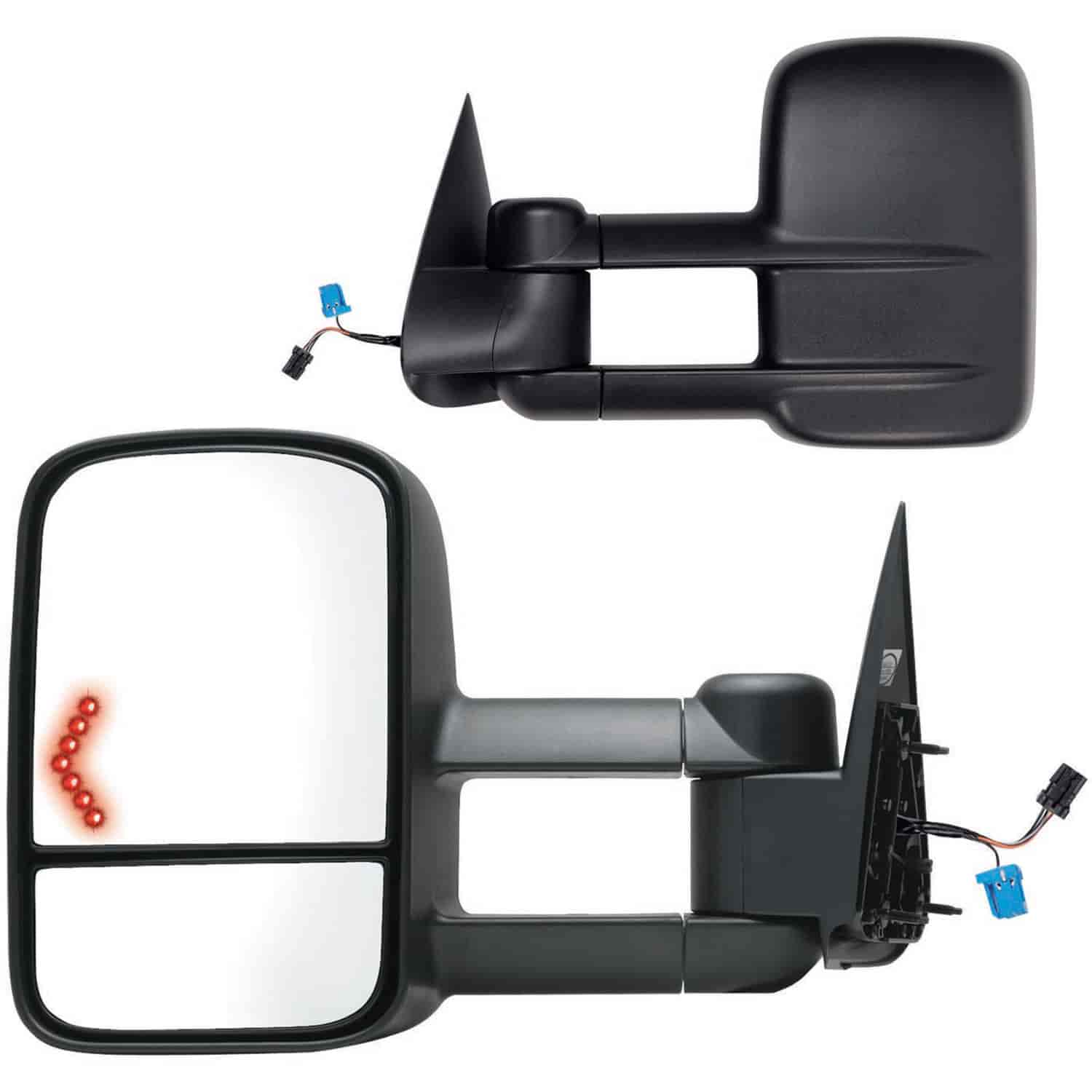 K-Source 62075-76G: OEM Style Replacement Mirror Fits 2003