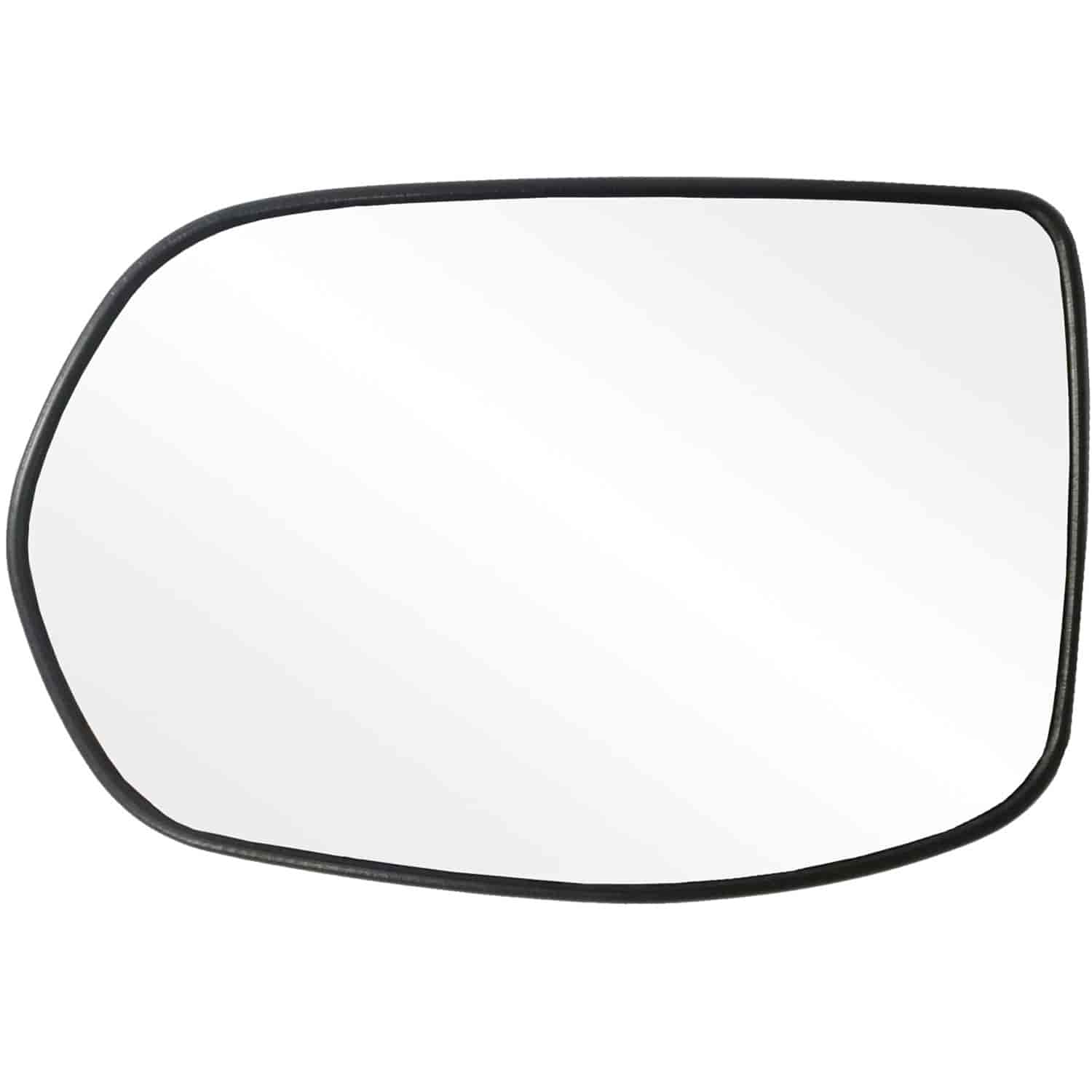 K Source Replacement Glass Assembly For 07 11 Cr V Replace Your Cracked Or Broken Driver Side Mirror Glass At