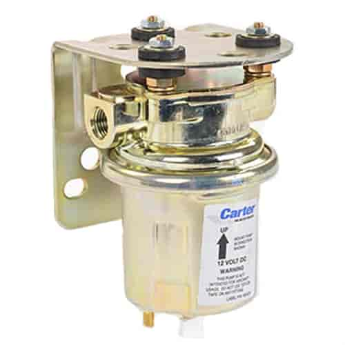Carter P4389 - Carter Universal & Marine Electric Fuel Pump