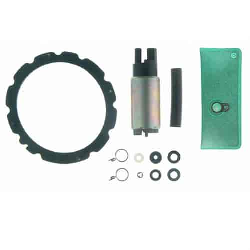Carter P76101 Efi In Tank Electric Fuel Pump And Strainer Set For 2001 2002 Ford Crown Victoria