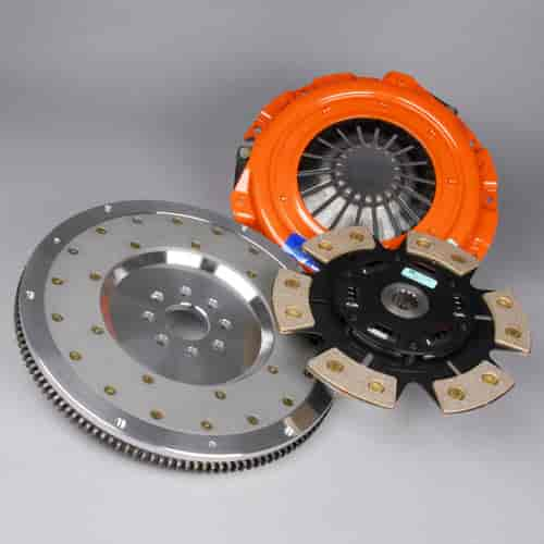 Centerforce 01010249 - Centerforce DFX Clutches