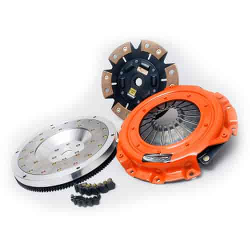Centerforce 01011401 - Centerforce DFX Clutches