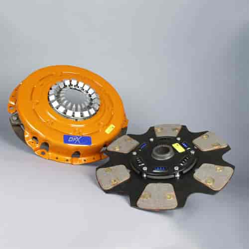 Centerforce 01161056 - Centerforce DFX Clutches