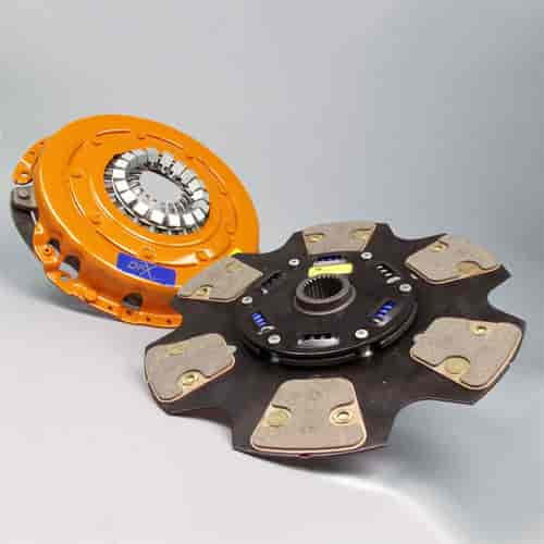 Centerforce 01161830 - Centerforce DFX Clutches