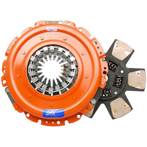 Centerforce 01909807 - Centerforce DFX Clutches