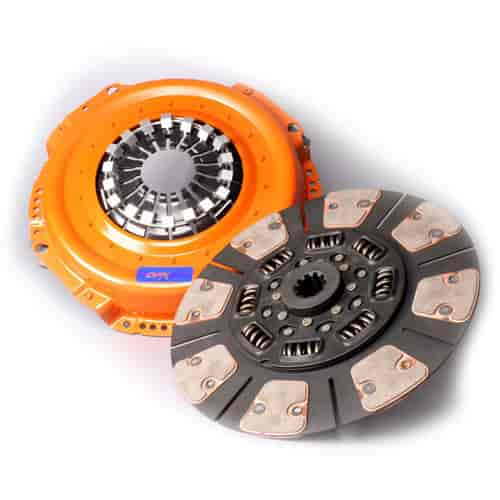 Centerforce 01989966 - Centerforce DFX Clutches