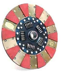 Centerforce DF384208 - Centerforce Dual Friction Clutches
